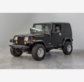 1989 Jeep Wrangler 4WD for sale 101166973
