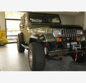 1989 Jeep Wrangler for sale 101280606