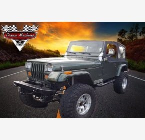 1989 Jeep Wrangler for sale 101405993