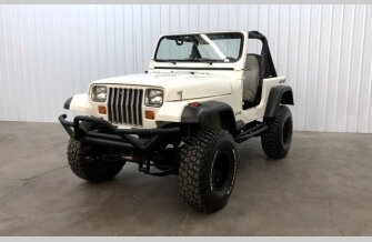 1989 Jeep Wrangler for sale 101413546