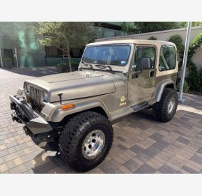 1989 Jeep Wrangler for sale 101416779