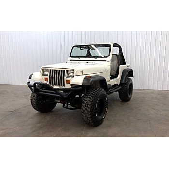 1989 Jeep Wrangler for sale 101437680