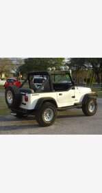 1989 Jeep Wrangler for sale 101441542