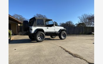1989 Jeep Wrangler 4WD for sale 101465585