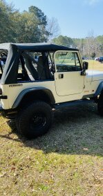 1989 Jeep Wrangler 4WD for sale 101471786