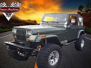 1989 Jeep Wrangler 4WD for sale 101526434