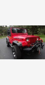 1989 Jeep Wrangler for sale 101241578