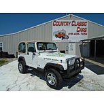1989 Jeep Wrangler for sale 101590879