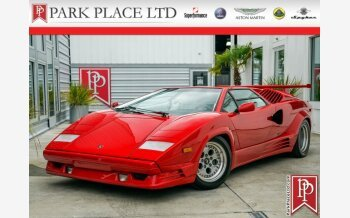 1989 Lamborghini Countach Coupe for sale 101006279