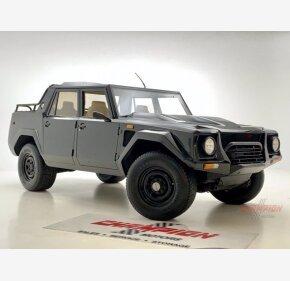 1989 Lamborghini LM002 for sale 101233020