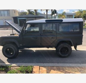 Land Rover Defender Classics for Sale - Classics on Autotrader