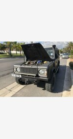1989 Land Rover Defender for sale 101154018