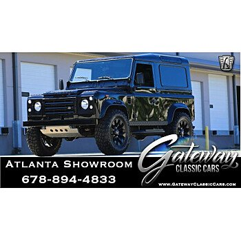 1989 Land Rover Defender for sale 101159006