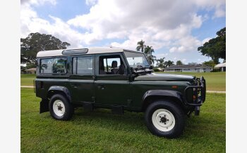 1989 Land Rover Defender 110 for sale 101466831