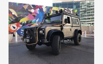 1989 Land Rover Defender for sale 101291611