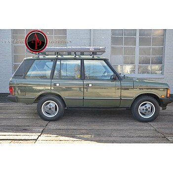 1989 Land Rover Range Rover for sale 101090343