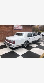 1989 Lincoln Town Car Signature for sale 101230560