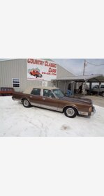 1989 Lincoln Town Car Signature for sale 101288102