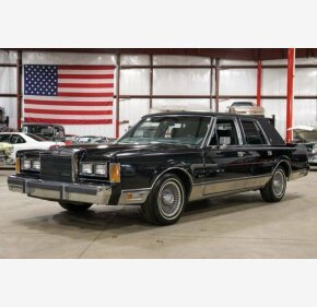 1989 Lincoln Town Car Signature for sale 101288151