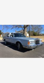 1989 Lincoln Town Car Signature for sale 101288154