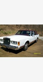 1989 Lincoln Town Car Signature for sale 101319876