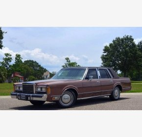 1989 Lincoln Town Car for sale 101331650
