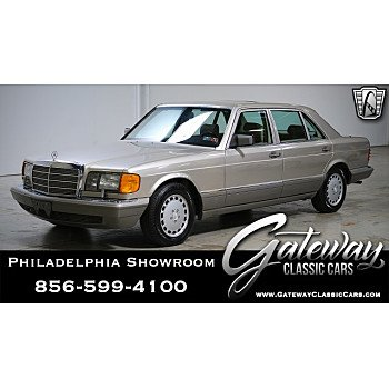1989 Mercedes-Benz 300SEL for sale 101147010