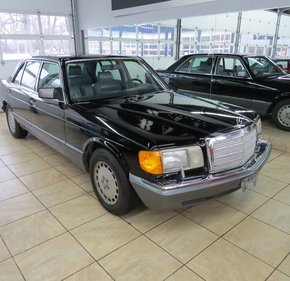 1989 Mercedes-Benz 420SEL for sale 101434951