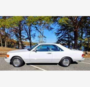 1989 Mercedes-Benz 560SEC for sale 101063032