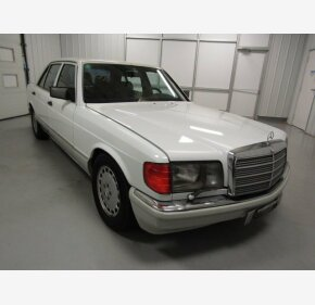 1989 Mercedes-Benz 560SEL for sale 101013105