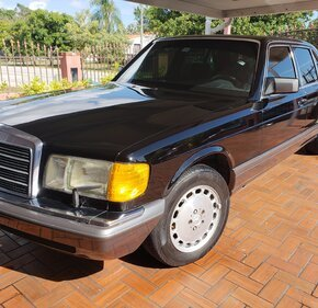 1989 Mercedes-Benz 560SEL for sale 101087666
