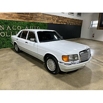 1989 Mercedes-Benz 560SEL for sale 101224898
