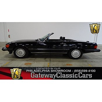 1989 Mercedes-Benz 560SL for sale 100967921