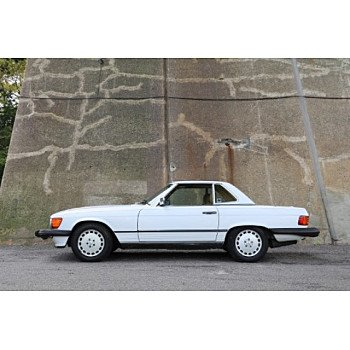 1989 Mercedes-Benz 560SL for sale 101055566