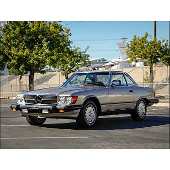 1989 Mercedes-Benz 560SL for sale 101064381