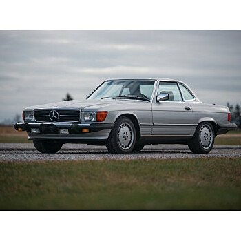 1989 Mercedes-Benz 560SL for sale 101093326