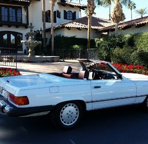 1989 Mercedes-Benz 560SL for sale 101402276