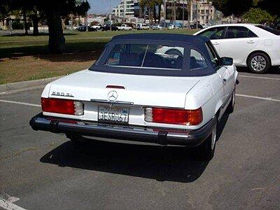 1989 Mercedes-Benz 560SL for sale 100735595