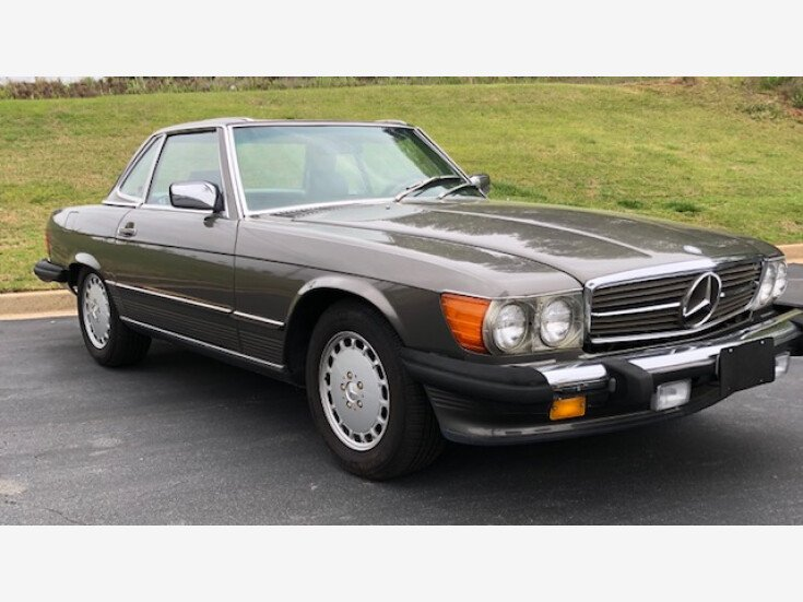 1989 Mercedes-Benz 560SL for sale 100954536