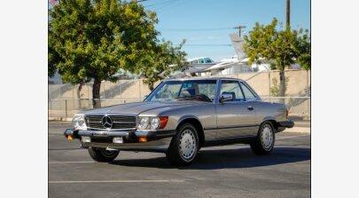 1989 Mercedes-Benz 560SL for sale 101064381