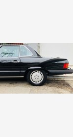 1989 Mercedes-Benz 560SL for sale 101076345