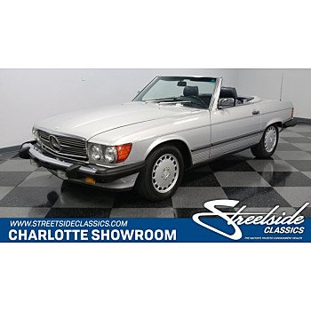 1989 Mercedes-Benz 560SL for sale 101094793