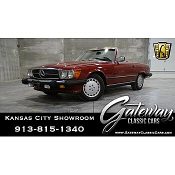 1989 Mercedes-Benz 560SL for sale 101104570