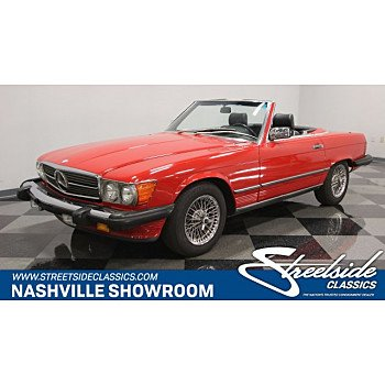 1989 Mercedes-Benz 560SL for sale 101110911