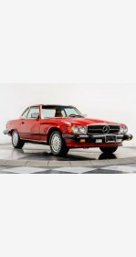1989 Mercedes-Benz 560SL for sale 101112539