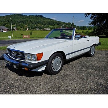 1989 Mercedes-Benz 560SL for sale 101135050