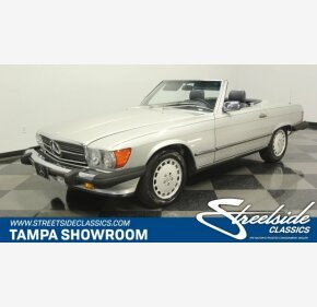 1989 Mercedes-Benz 560SL for sale 101159739