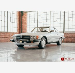 1989 Mercedes-Benz 560SL for sale 101167941