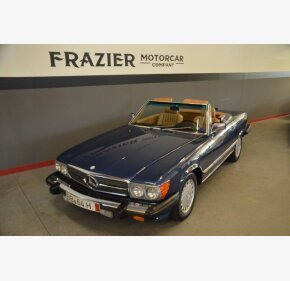 1989 Mercedes-Benz 560SL for sale 101191848