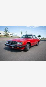 1989 Mercedes-Benz 560SL for sale 101199494